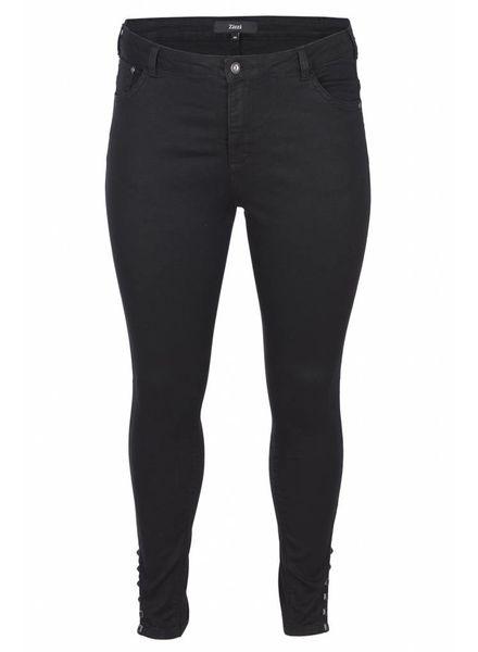 Zizzi Jeans black amy cropped