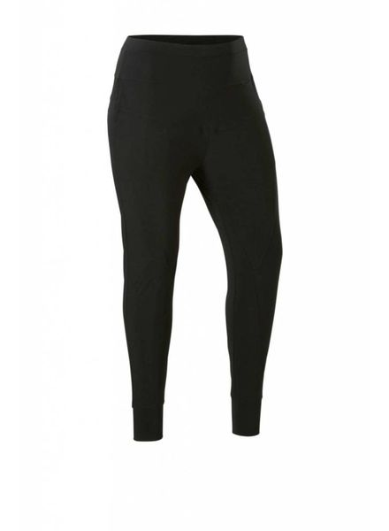 PlusBasics joggerpants basic zwart