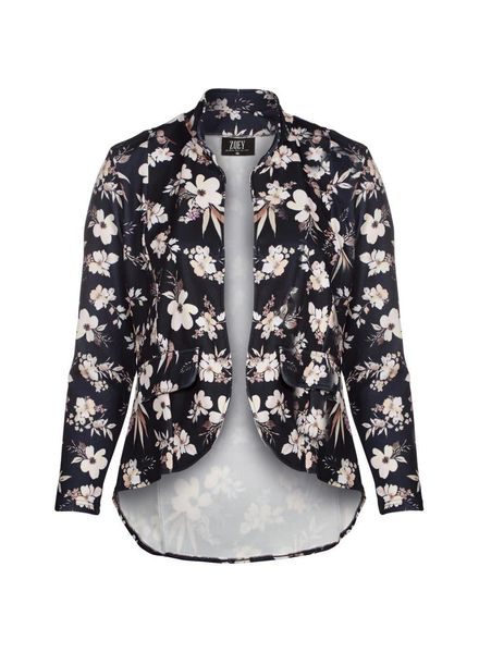 Zoey flower jacket