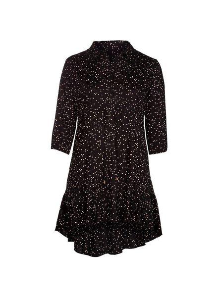 Zoey Penny dot dress