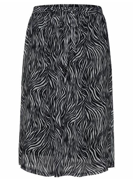 Only Carmakoma Skirt zebra August M (46/48)