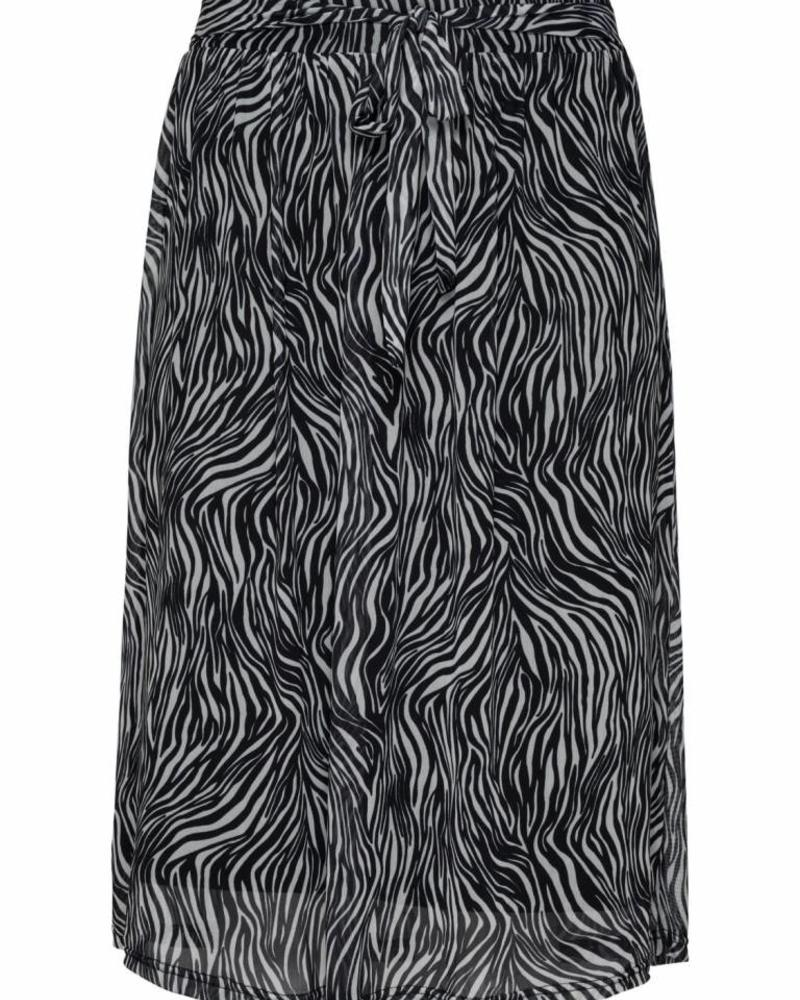 Only Carmakoma Skirt zebra August