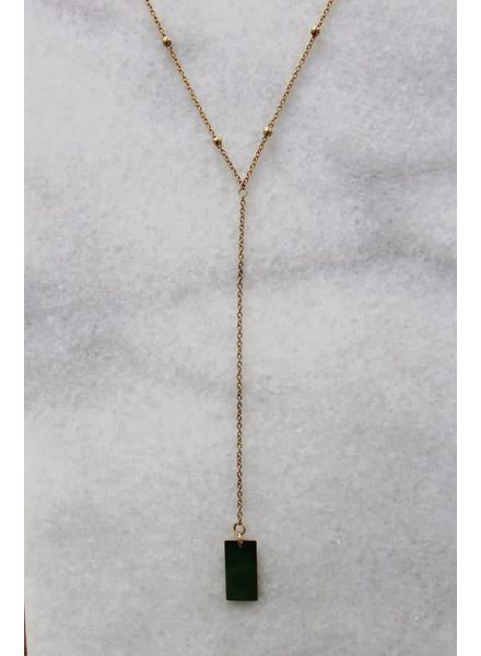 MADAM the label layer necklace gold