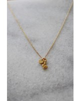 ketting 40/45 snake gold