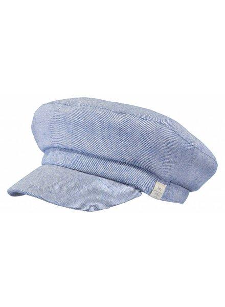 Barts Dieze Cap blue checks
