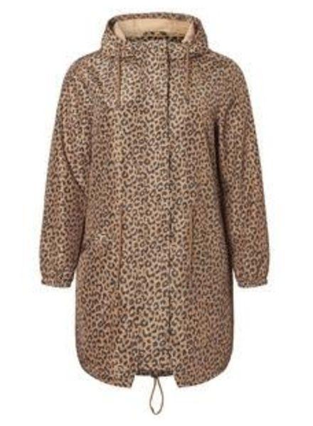 Junarose Parka leopard Klink