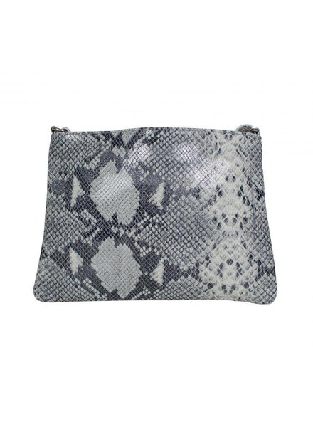 coloured snake grey tas
