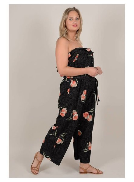 Gabrielle by Molly Bracken jumpsuit print