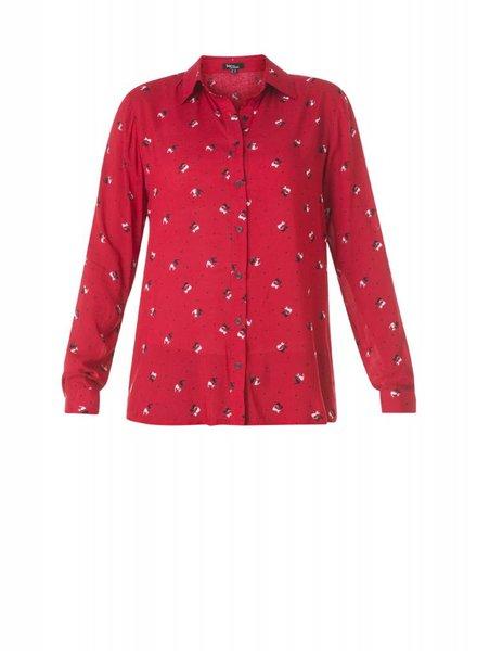 blouse poezen
