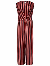 Only Carmakoma Jumpsuit Tyra stripe