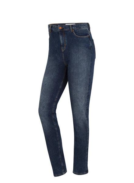 Blue Frog Jeans Regular jeans Coco dark blue washed