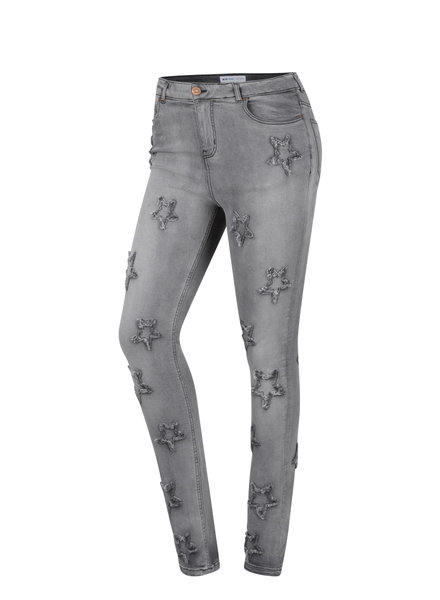 Blue Frog Jeans Slimfit Ann stars