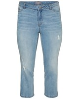 Junarose kimbran straight 7/8 jeans