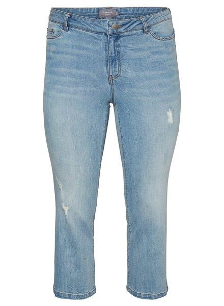 Junarose by Vero Moda kimbran straight 7/8 jeans
