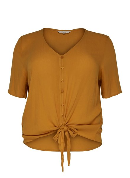 Only Carmakoma savannah v-neck shirt