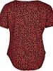 Zoey tshirt leo red