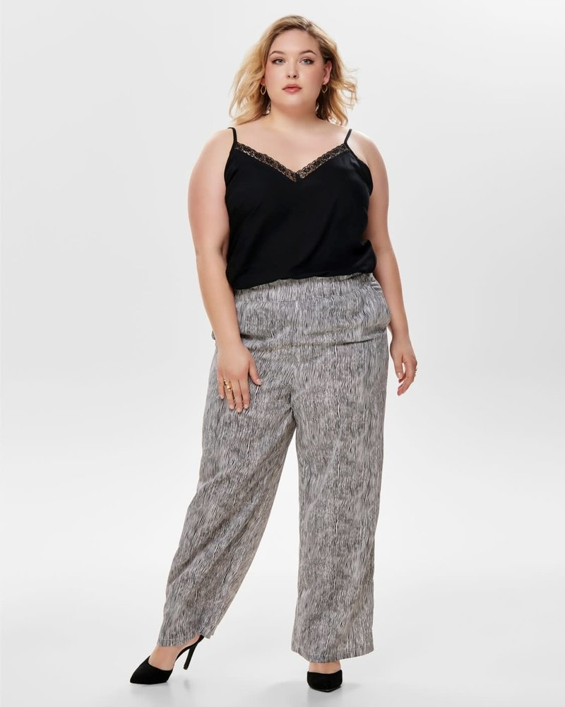 Only Carmakoma Wide ankle pants Riley