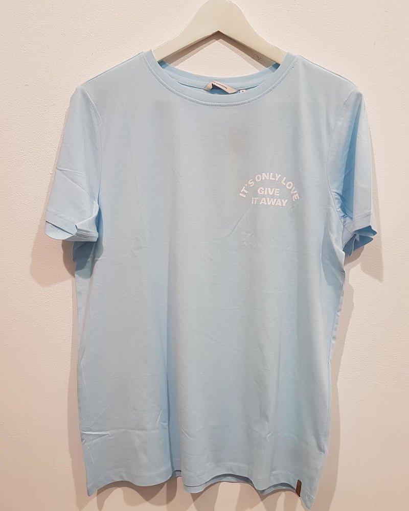 Only Carmakoma Daggie tshirt love