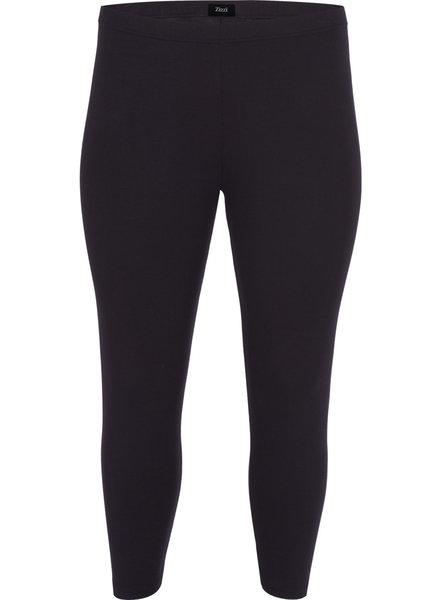 Zizzi 3/4 legging zwart