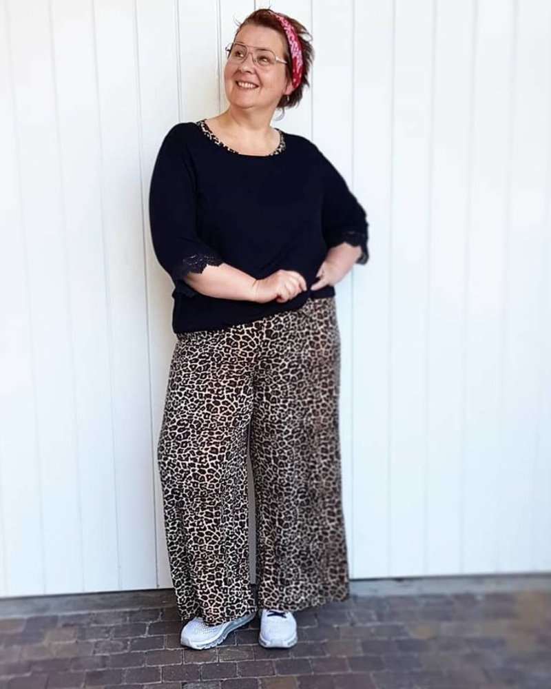 jumpsuit leopard OnlyCarmakoma