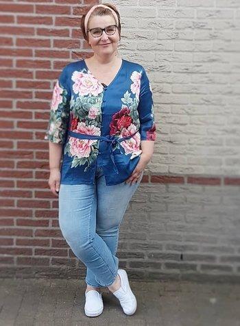 kimono blouse Zay