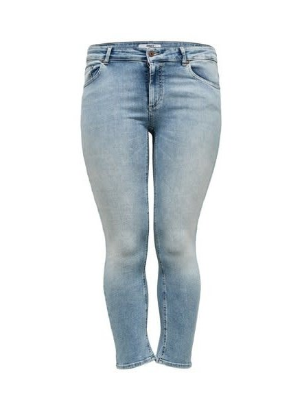 Only Carmakoma willy straight jeans ankle