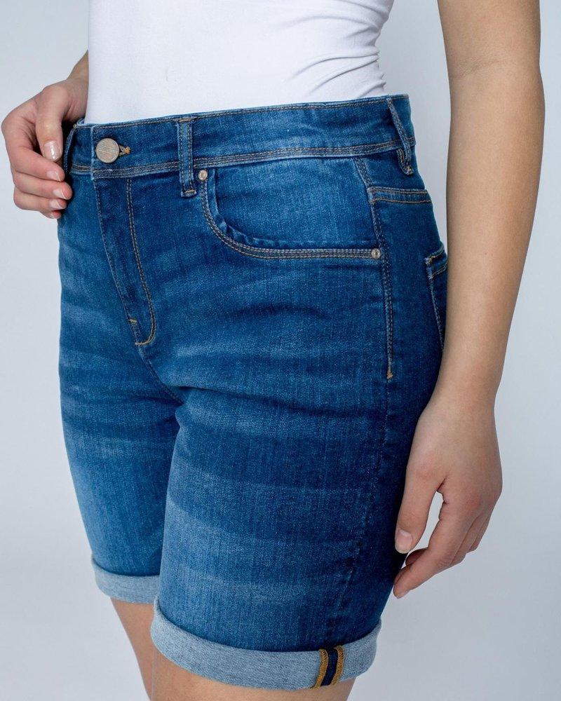 October jeans shorts october