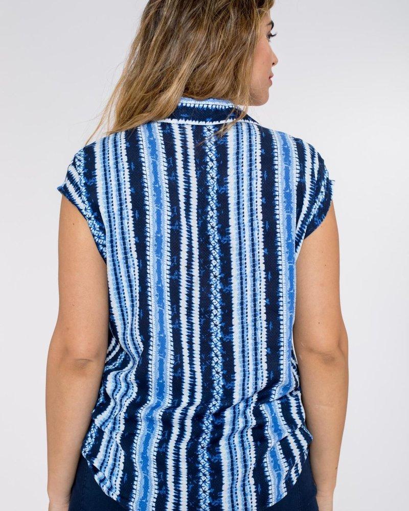 October blouse batik km