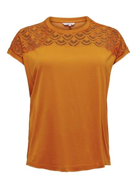 Only Carmakoma Flake shirt