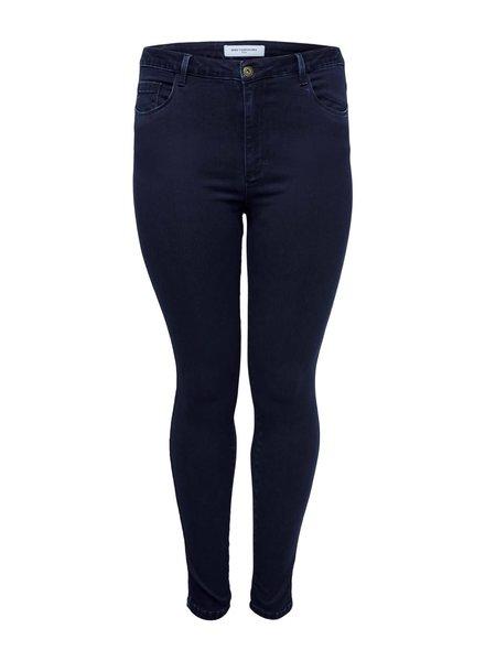 Augusta HW skinny jeans blue