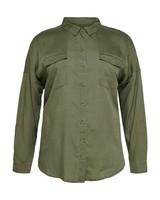 Only Carmakoma Oversize blouse Gunnva