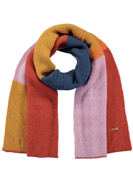 Barts scarf Lante rust