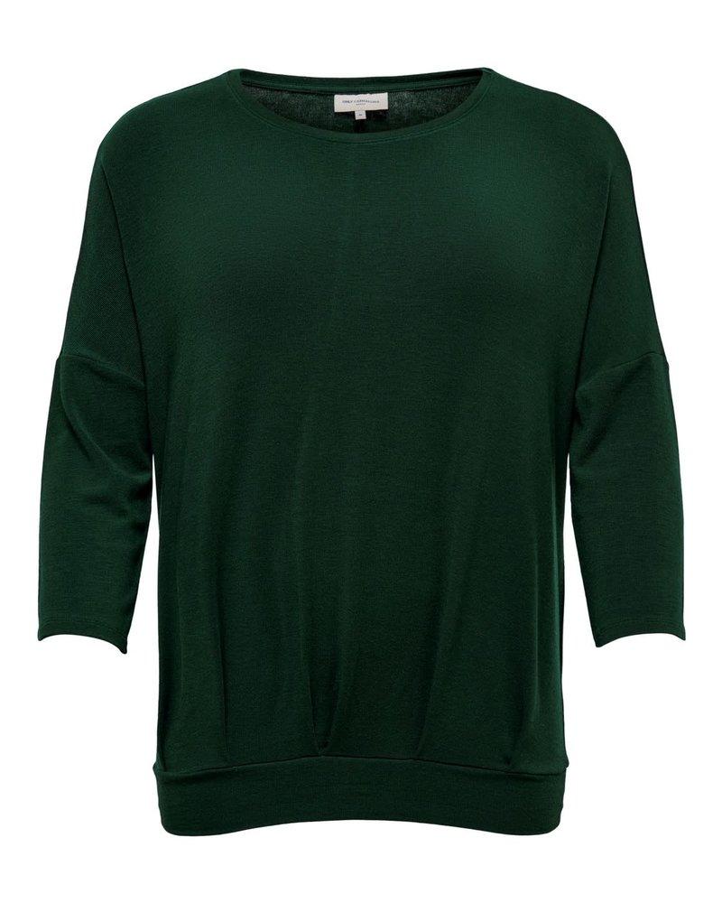 Only Carmakoma basic shirt mille (3 kleuren)