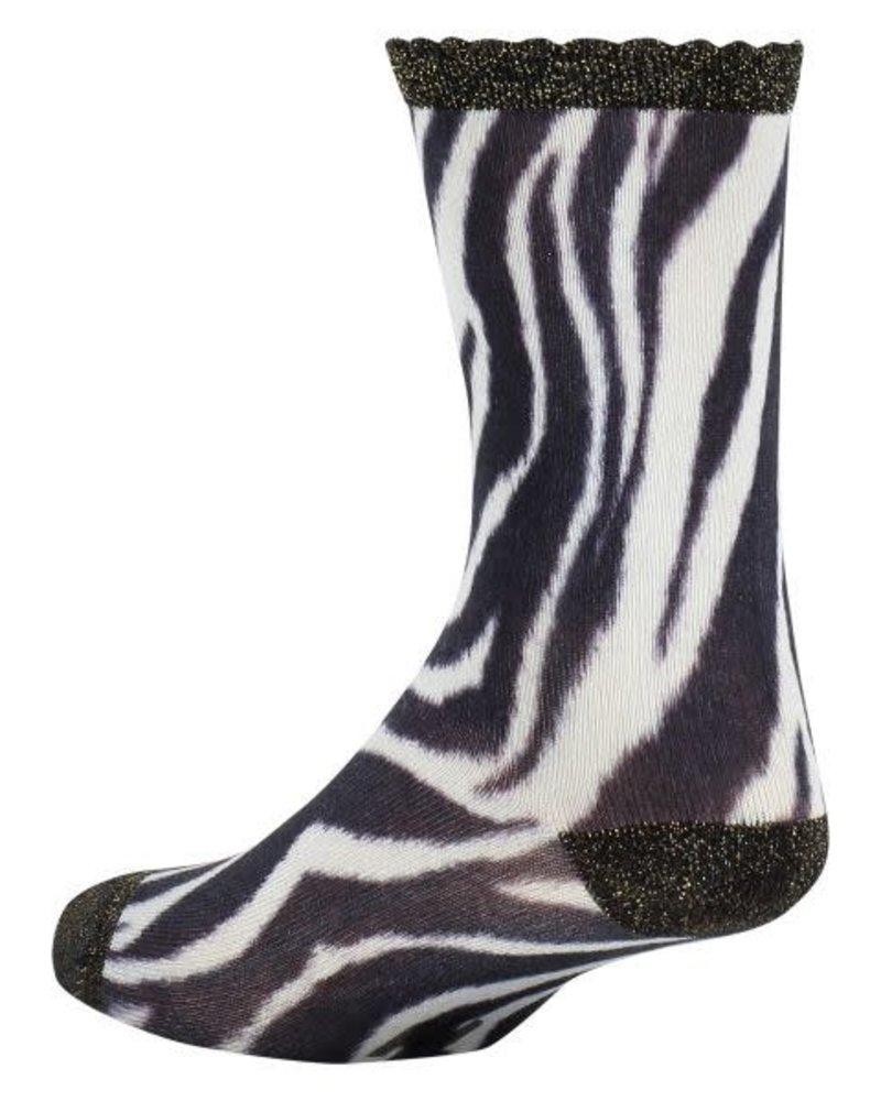 Sock My Feet sock my zebra