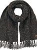 Barts scarf heba black