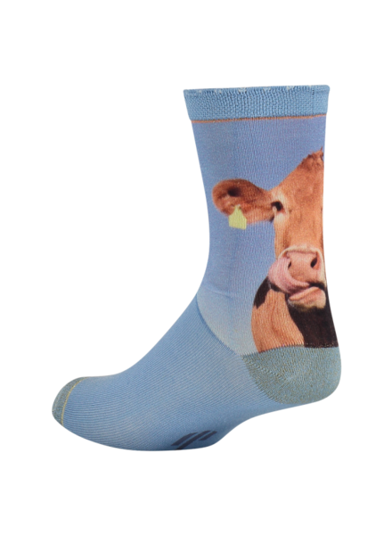Sock My Feet sock my cow maat 39/42