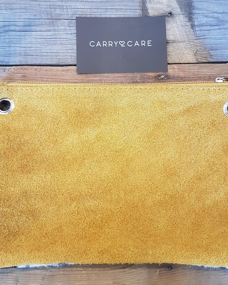 Carry2Care bag mocca/oker carry2care