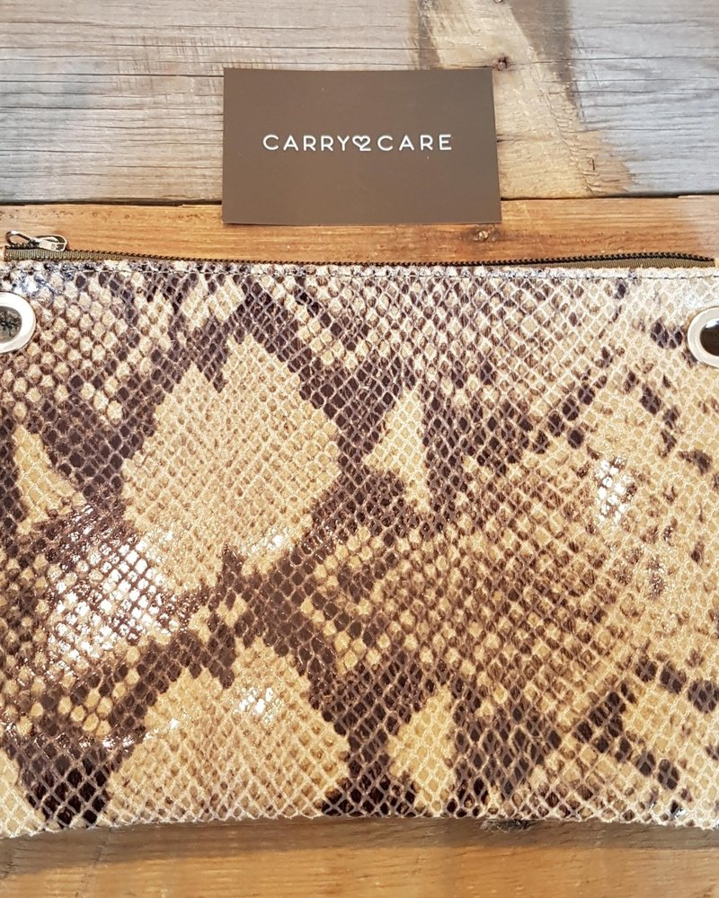 Carry2Care bag snake/mocca