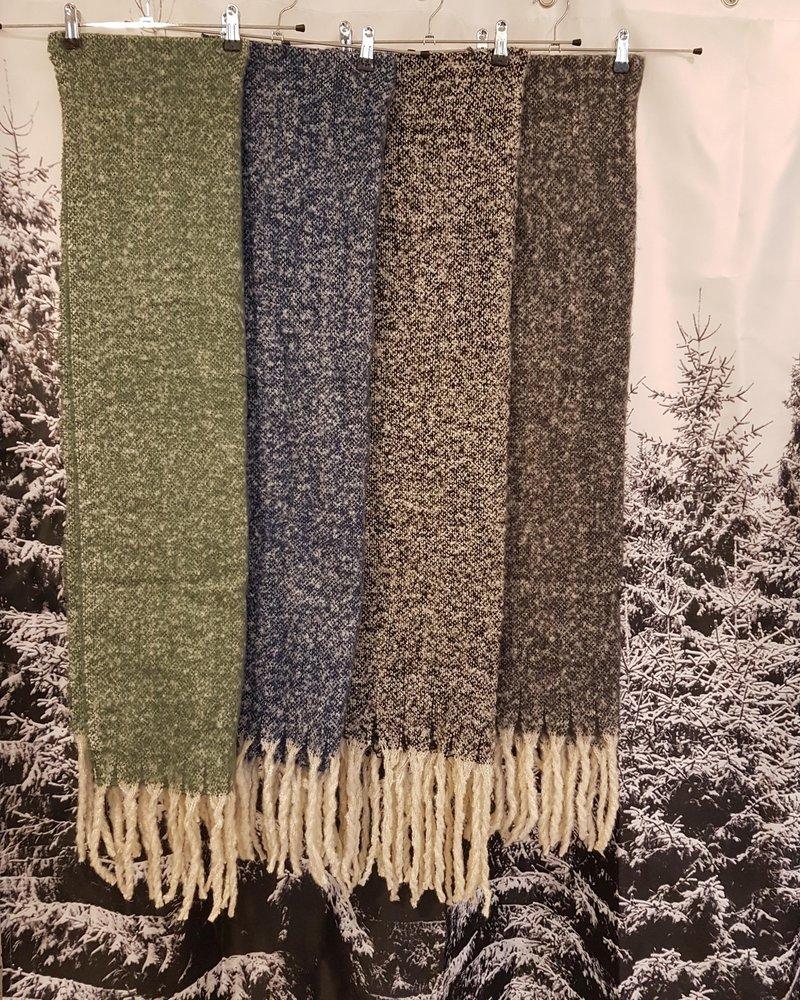 grote sjaal melee