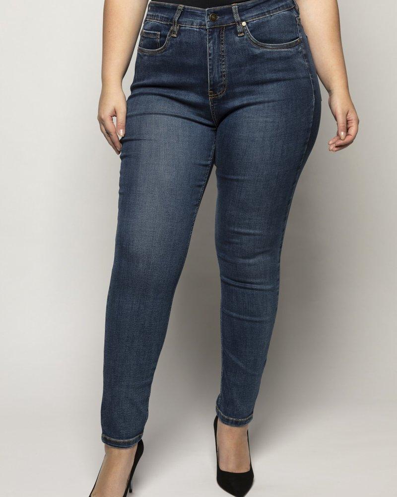 Fox Factor Iri slimfit jeans eagle blue