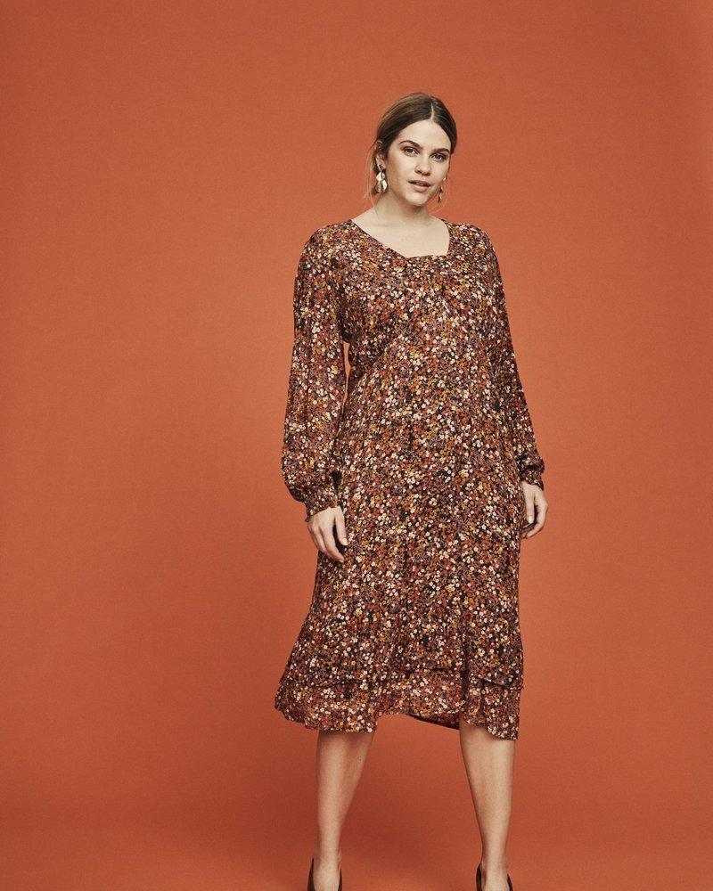 Junarose by Vero Moda jurk Aria