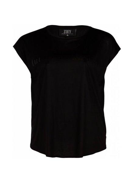 Zoey Shirt Julianna zwart
