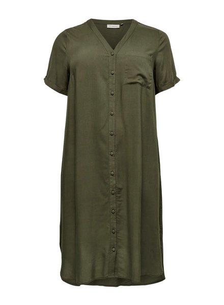 Only Carmakoma shirtdress Denizia