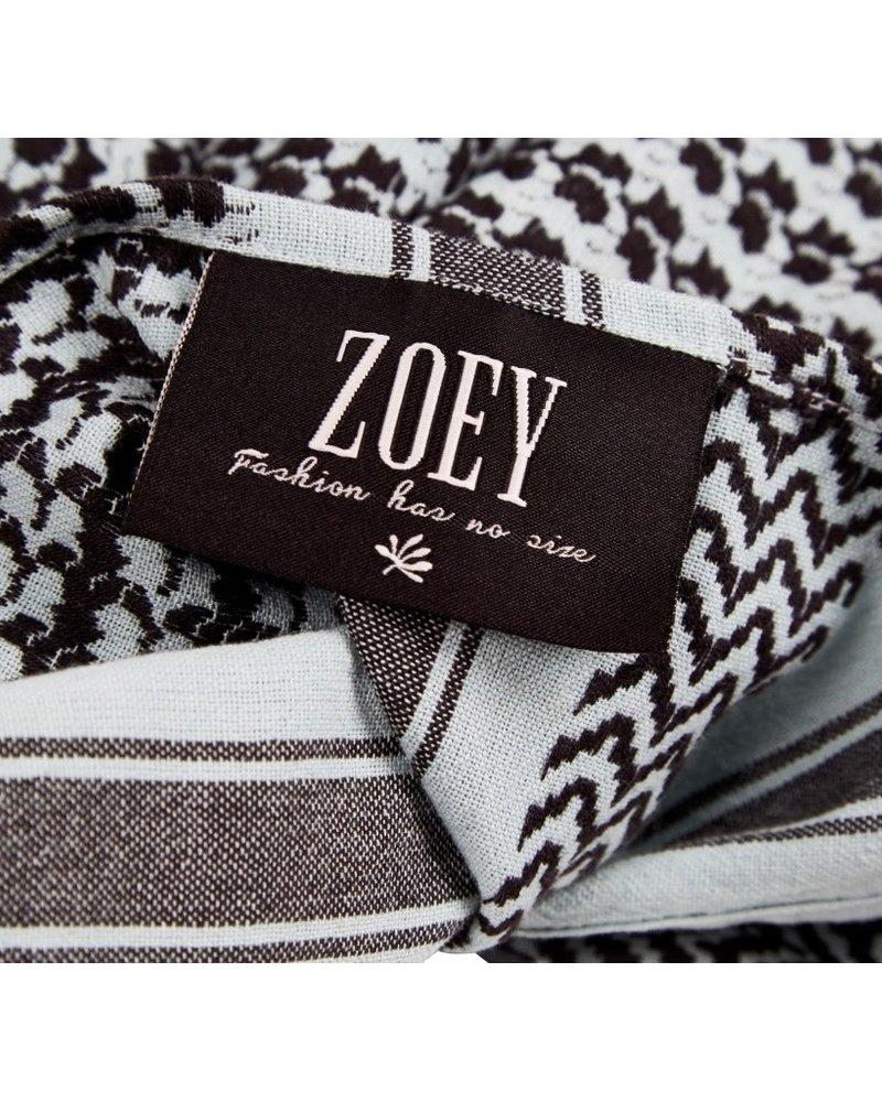 Zoey Sjaal vierkant Zoey