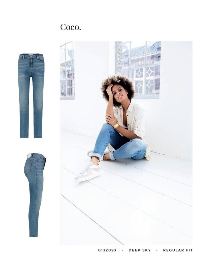 BF Jeans Regular fit jeans Coco Deep sky wash