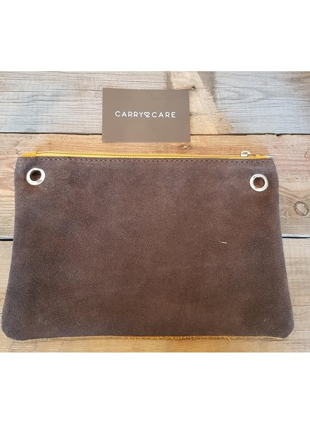 Carry2Care bag mocca/oker carry2care