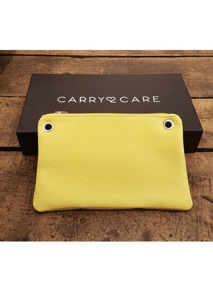 Carry2Care bag lemon/cream