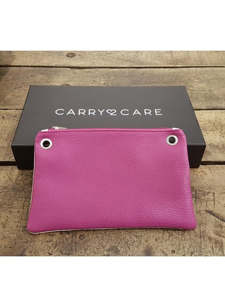 Carry2Care bag hot pink/cream