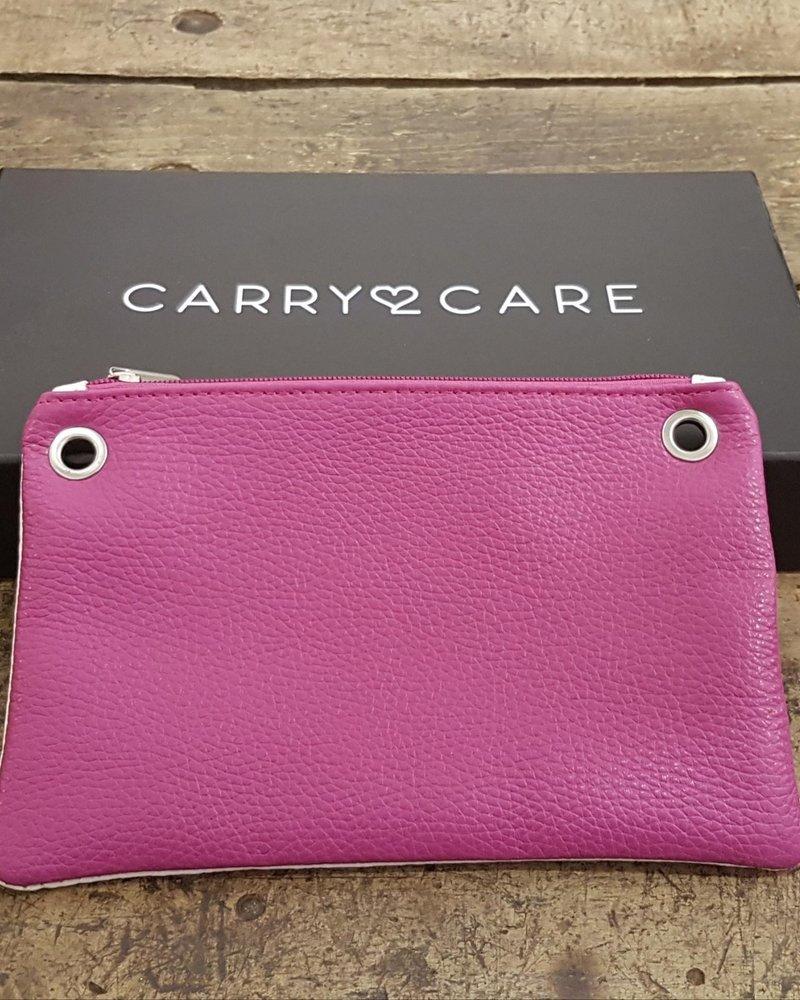 Carry2Care bag hot pink/cream
