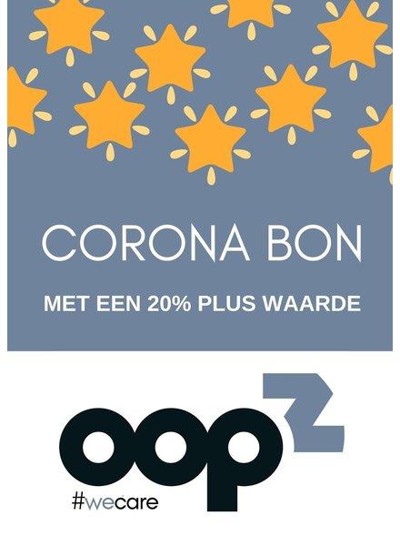OOPZ Corona bon
